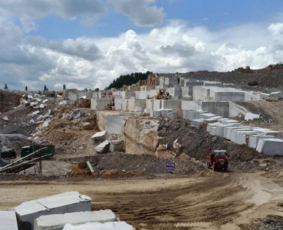 贵州石材矿区